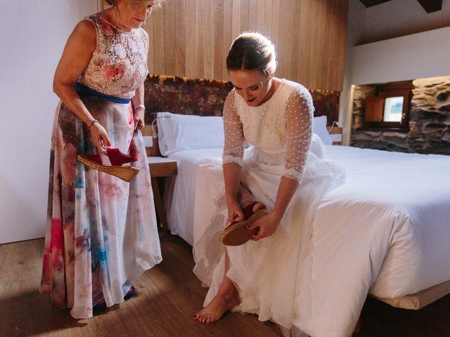 La boda de Aitor y Eluska en Yanci/igantzi, Navarra 9