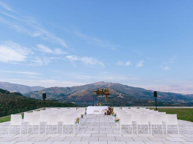 La boda de Aitor y Eluska en Yanci/igantzi, Navarra 14