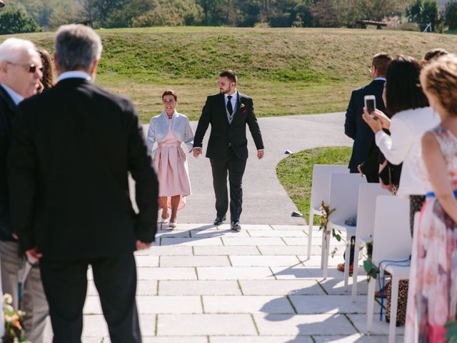 La boda de Aitor y Eluska en Yanci/igantzi, Navarra 17