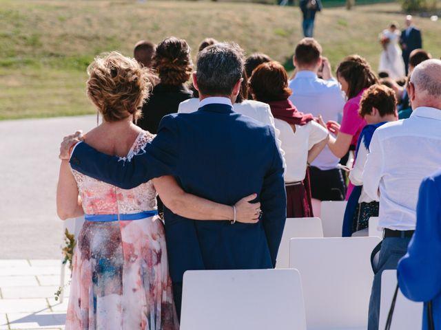 La boda de Aitor y Eluska en Yanci/igantzi, Navarra 19