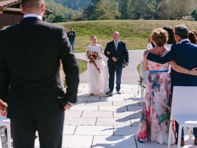 La boda de Aitor y Eluska en Yanci/igantzi, Navarra 20