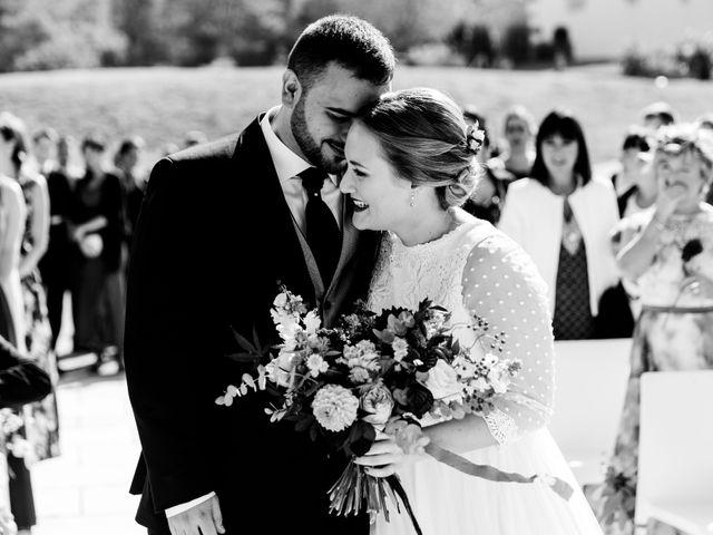La boda de Aitor y Eluska en Yanci/igantzi, Navarra 21