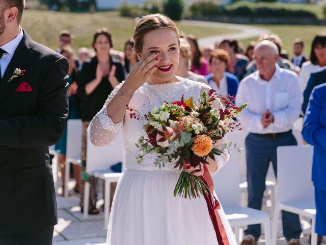 La boda de Aitor y Eluska en Yanci/igantzi, Navarra 23