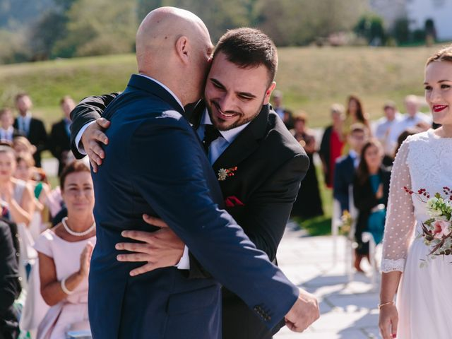 La boda de Aitor y Eluska en Yanci/igantzi, Navarra 24