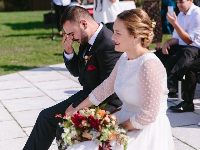 La boda de Aitor y Eluska en Yanci/igantzi, Navarra 27
