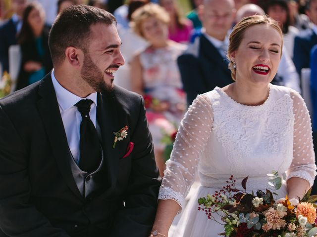 La boda de Aitor y Eluska en Yanci/igantzi, Navarra 30
