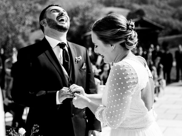 La boda de Aitor y Eluska en Yanci/igantzi, Navarra 34