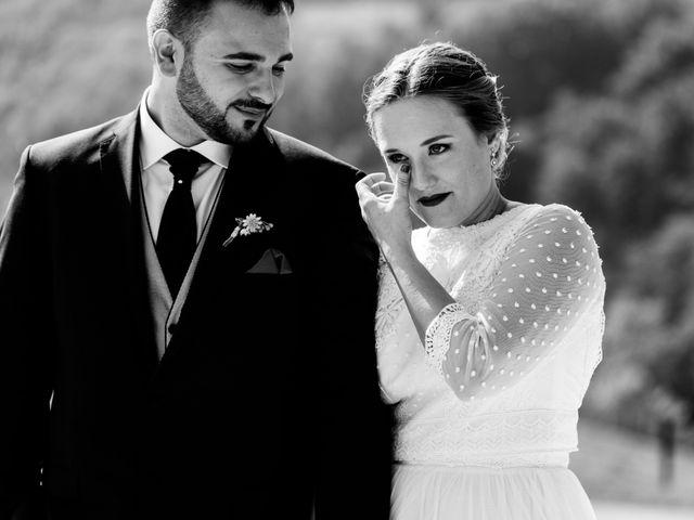 La boda de Aitor y Eluska en Yanci/igantzi, Navarra 36