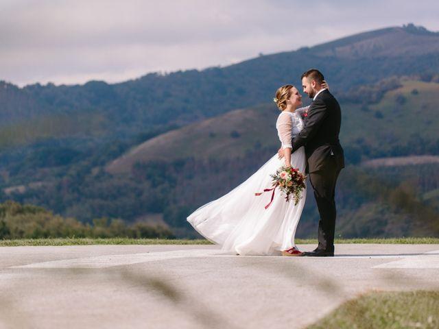 La boda de Aitor y Eluska en Yanci/igantzi, Navarra 38