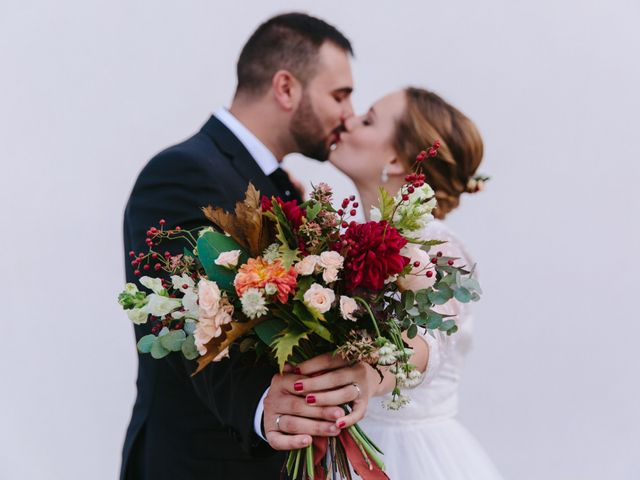 La boda de Aitor y Eluska en Yanci/igantzi, Navarra 39