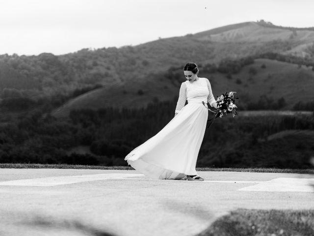 La boda de Aitor y Eluska en Yanci/igantzi, Navarra 42