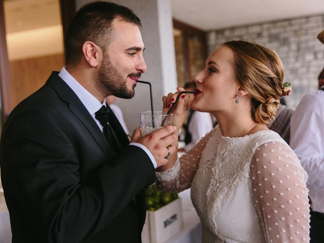 La boda de Aitor y Eluska en Yanci/igantzi, Navarra 51