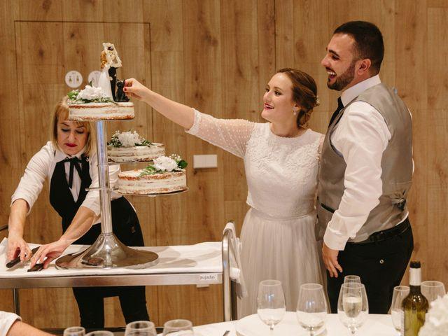 La boda de Aitor y Eluska en Yanci/igantzi, Navarra 53