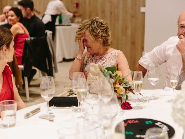 La boda de Aitor y Eluska en Yanci/igantzi, Navarra 55