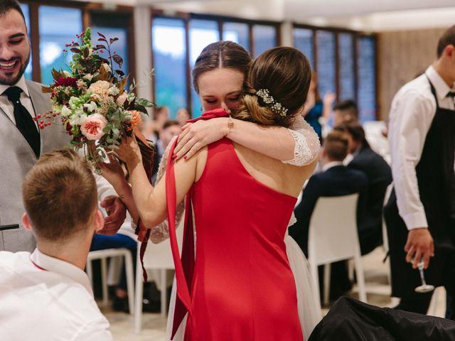La boda de Aitor y Eluska en Yanci/igantzi, Navarra 58