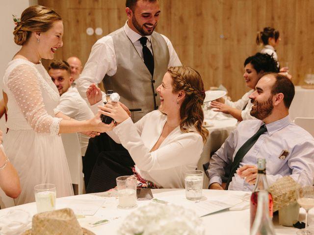 La boda de Aitor y Eluska en Yanci/igantzi, Navarra 60