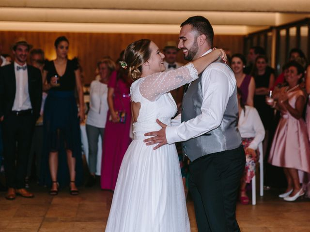 La boda de Aitor y Eluska en Yanci/igantzi, Navarra 66