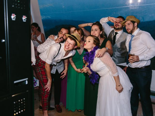La boda de Aitor y Eluska en Yanci/igantzi, Navarra 71