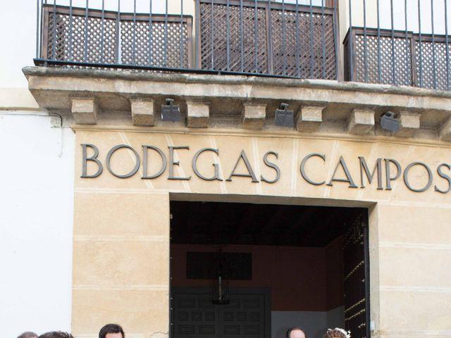 La boda de Valentín y Lola en Córdoba, Córdoba 18