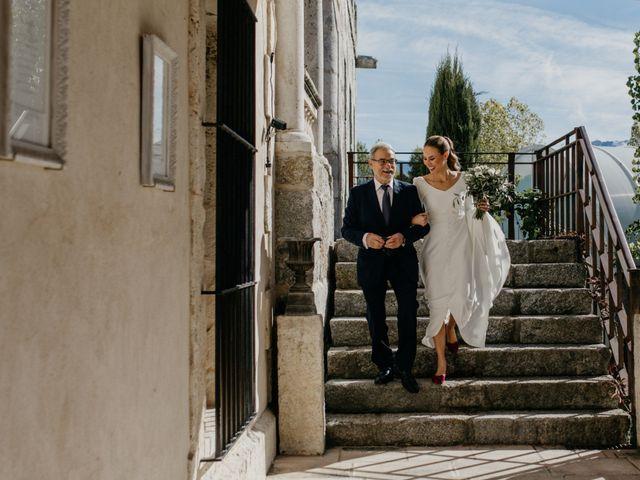 La boda de Remi y Rebeca en Sotos De Sepulveda, Segovia 33