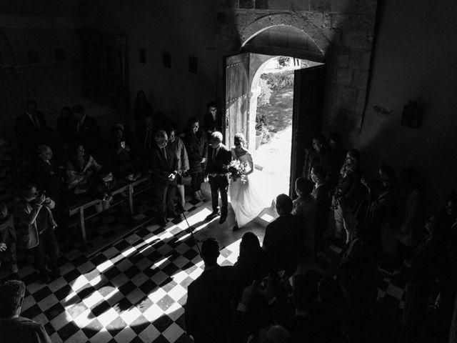 La boda de Remi y Rebeca en Sotos De Sepulveda, Segovia 34