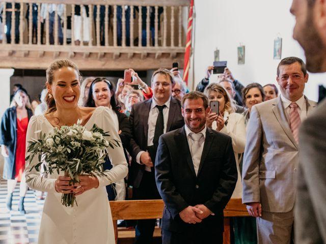 La boda de Remi y Rebeca en Sotos De Sepulveda, Segovia 35
