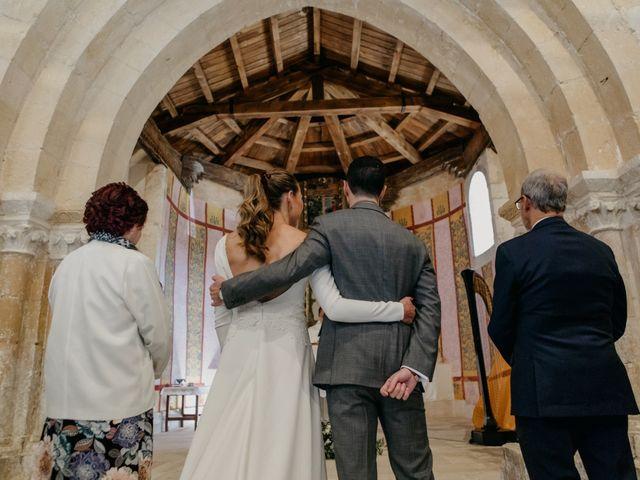La boda de Remi y Rebeca en Sotos De Sepulveda, Segovia 38