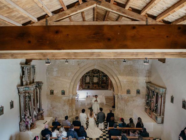La boda de Remi y Rebeca en Sotos De Sepulveda, Segovia 39