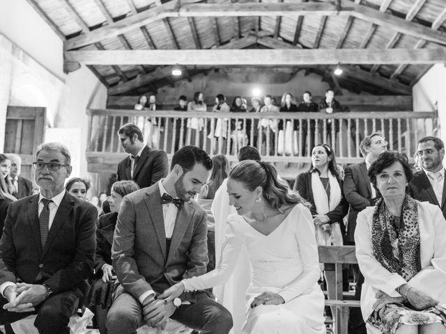 La boda de Remi y Rebeca en Sotos De Sepulveda, Segovia 41