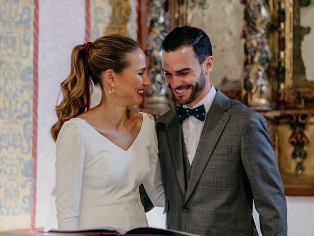 La boda de Remi y Rebeca en Sotos De Sepulveda, Segovia 42