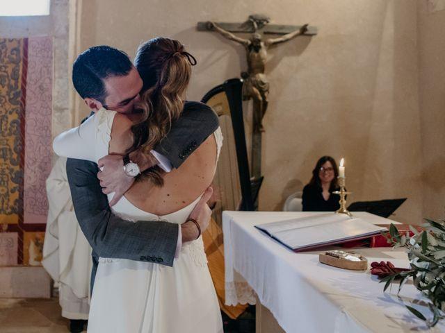 La boda de Remi y Rebeca en Sotos De Sepulveda, Segovia 44