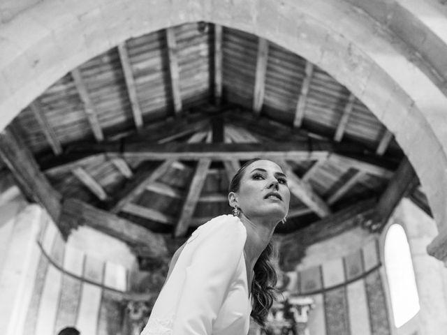 La boda de Remi y Rebeca en Sotos De Sepulveda, Segovia 45