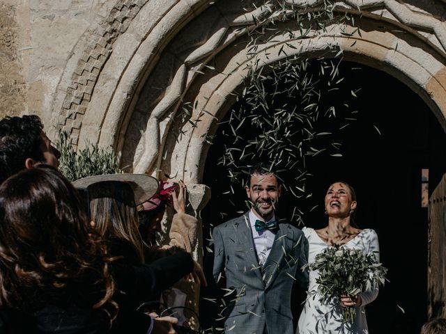 La boda de Remi y Rebeca en Sotos De Sepulveda, Segovia 46