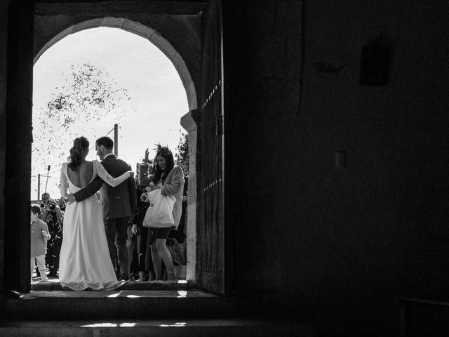 La boda de Remi y Rebeca en Sotos De Sepulveda, Segovia 47