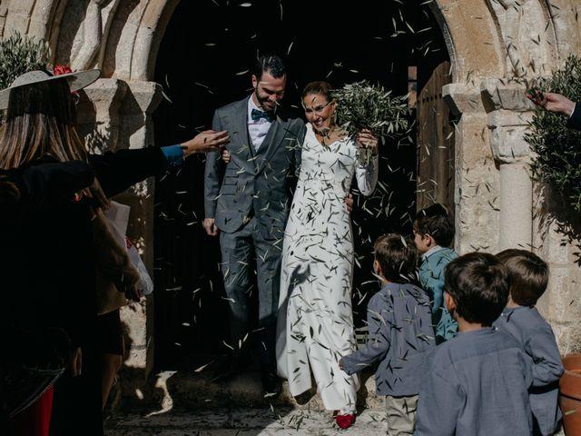 La boda de Remi y Rebeca en Sotos De Sepulveda, Segovia 48