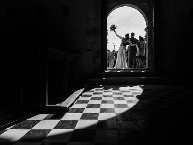 La boda de Remi y Rebeca en Sotos De Sepulveda, Segovia 49