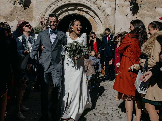 La boda de Remi y Rebeca en Sotos De Sepulveda, Segovia 50
