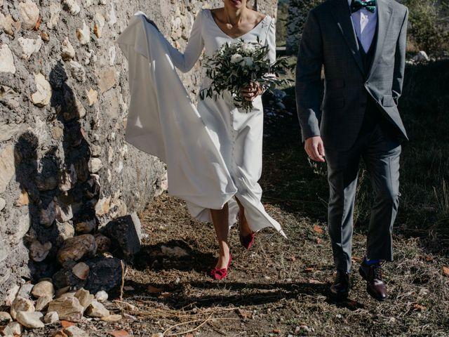La boda de Remi y Rebeca en Sotos De Sepulveda, Segovia 53