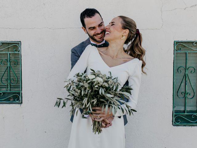 La boda de Remi y Rebeca en Sotos De Sepulveda, Segovia 54
