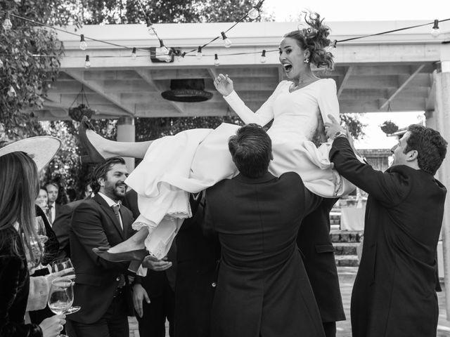La boda de Remi y Rebeca en Sotos De Sepulveda, Segovia 63