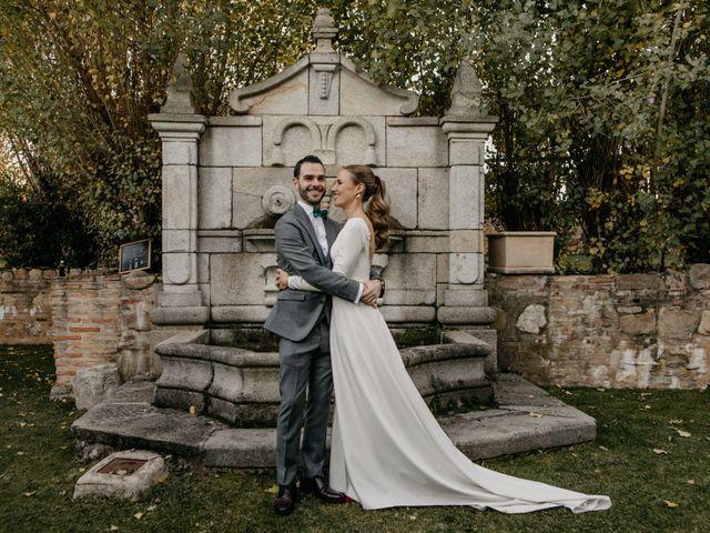 La boda de Remi y Rebeca en Sotos De Sepulveda, Segovia 70