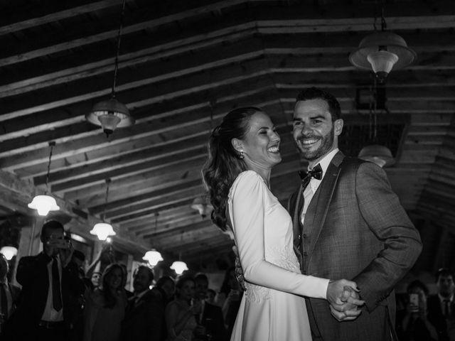 La boda de Remi y Rebeca en Sotos De Sepulveda, Segovia 74