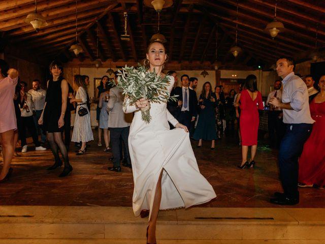 La boda de Remi y Rebeca en Sotos De Sepulveda, Segovia 81