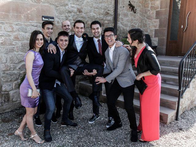 La boda de Roger y Sandra en Bellvis, Lleida 7