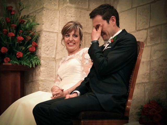 La boda de Roger y Sandra en Bellvis, Lleida 13