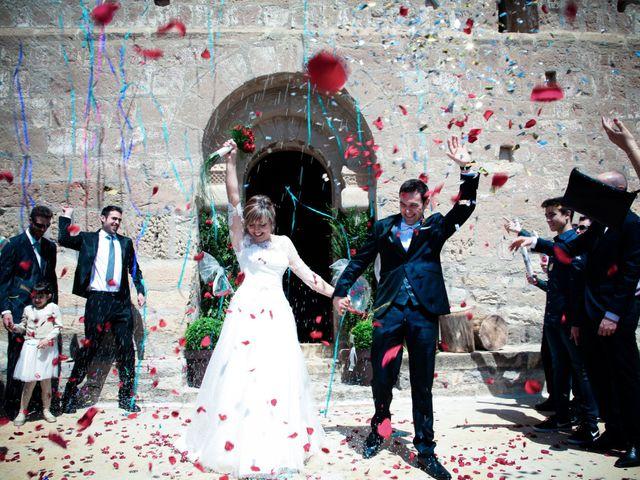 La boda de Roger y Sandra en Bellvis, Lleida 14