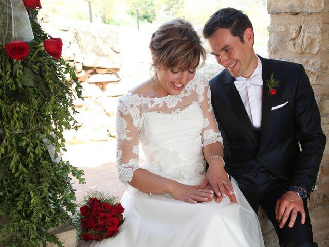 La boda de Roger y Sandra en Bellvis, Lleida 15