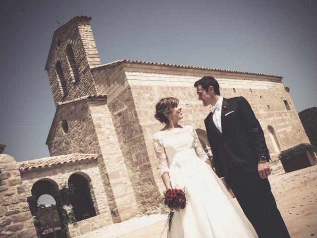 La boda de Roger y Sandra en Bellvis, Lleida 17