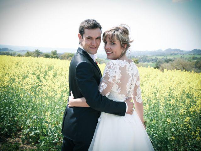 La boda de Roger y Sandra en Bellvis, Lleida 2