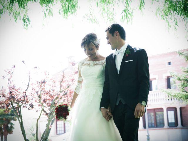 La boda de Roger y Sandra en Bellvis, Lleida 19